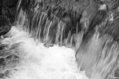 Water (Kusi Seminario) Tags: agua stream acequia rio river longexposition urubamba cusco peru bw blackandwhite blancoynegro