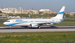 SP-ENW LMML 05-03-2019 Enter Air Boeing 737-86J CN 28073 (Burmarrad (Mark) Camenzuli Thank you for the 17.2) Tags: spenw lmml 05032019 enter air boeing 73786j cn 28073