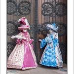 Du rose et du bleu pour deux costumées! thumbnail