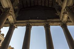IMG_3764_1 (avolanti) Tags: rome roma italy italia summer vacation wanderlust travel explore pantheon roman ruins ancientrome architecture canon canonphotography amateurphotography photography