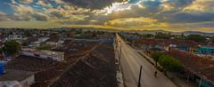 The Panoramas - Sunsetting behing the hills near Camajuani (lezumbalaberenjena) Tags: camajuani camajuaní villas villa cuba 2019 lezumbalaberenjena panorama panoramic