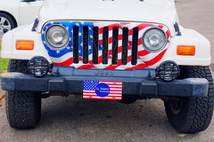 Patriotic Jeep (J.L. Ramsaur Photography) Tags: jlrphotography nikond7200 nikon d7200 photography photo cookevilletn middletennessee putnamcounty tennessee 2018 engineerswithcameras cumberlandplateau photographyforgod thesouth southernphotography screamofthephotographer ibeauty jlramsaurphotography photograph pic cookevegas cookeville tennesseephotographer cookevilletennessee jeep patrioticjeep americanjeep usajeep hdr worldhdr hdraddicted bracketed photomatix hdrphotomatix hdrvillage hdrworlds hdrimaging hdrrighthererightnow americanflag usflag redwhiteblue starsandstripes oldglory patriotic patrioticproud starsandbars redwhiteandblue americana america usa unitedstatesofamerica automobile