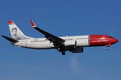 EI-FHR (Norwegian Air International) (Steelhead 2010) Tags: georgbrandes norwegianairinternational boeing b737800 b737 dus eireg eifhr
