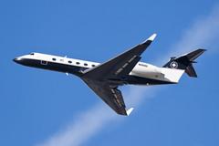 Private (Westman Development) Gulfstream G-V-SP (G550) N260DL (jbp274) Tags: lax klax airport airplanes gulfstream bizjet g550