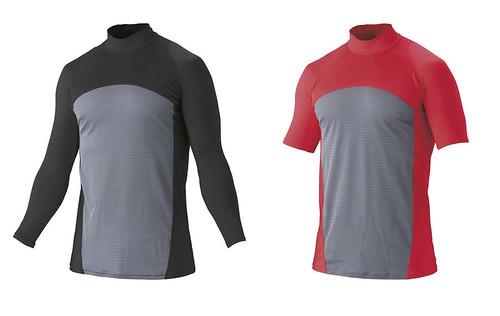 ゴールドステージコンポジットアンダーシャツ/BAU200、BAU201の写真
