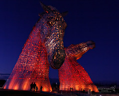 Kelpies 06 Jan 2018 00036.jpg (JamesPDeans.co.uk) Tags: forthemanwhohaseverything gb printsforsale falkirk unitedkingdom helixpark scotland britain stirlingshire kelpies wwwjamespdeanscouk nighttimeshot europe greatbritain landscapeforwalls jamespdeansphotography uk digitaldownloadsforlicence