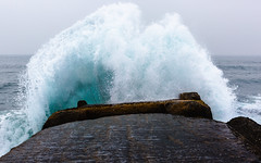 The Wave (John Westrock) Tags: ocean wave oregon pacificnorthwest canoneos5dmarkiii canonef2470mmf28lusm