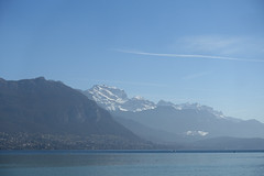 La Tournette @ Lake Annecy (*_*) Tags: winter hiver 2019 february europe france hautesavoie 74 annecy savoie lacdannecy lakeannecy tournette bornes snow