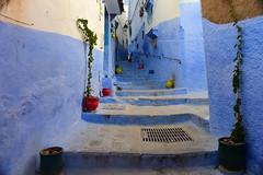 Chefchaouen, Morocco, January 2019 D810 606 (tango-) Tags: chefchaouen bluecity villaggioblu bluevillage morocco maroc 摩洛哥 marruecos марокко المغرب