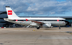 BAW_A319_GEUPJ_Retro_BRU_MAR2019 (Yannick VP - thank you for 1Mio views supporters!!) Tags: civil commercial passenger pax transport aircraft airplane aeroplane jet jetliner airliner ba baw british airways bea britisheuropeanairways airbus a319 319100 geupj retro heritage livery paint scheme colors colours airside platform taxi brussels airport bru ebbr belgium be europe eu march 2019 aviation photography planespotting airplanespotting special