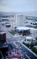 Found Photo - Las Vegas, 1985 (Mark 2400) Tags: found photo las vegas 1985 dunes hotel casino