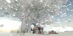 playing (jo jung) Tags: secondlife landscape music fantasy feelings emotions piano hank you