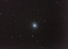 M13 (alexander_skaletz) Tags: globalstarcluster night global winter astro astrophotography nature photography astronomy dark sigma150600 messier sky space nightskys detail m13 cluster deepsky nikon d5300 nikond5300 sigma stars starcluster longexposure