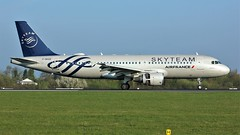 F-GKXS (AnDyMHoLdEn) Tags: airfrance skyteam a320 egcc airport manchester manchesterairport 05r