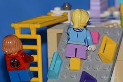 Climbing (13/365) (Tas1927) Tags: 365the2019edition 3652019 day13365 13jan19 lego minifigure minifig
