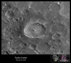Tycho Crater – February 16, 20179 (The Dark Side Observatory) Tags: tomwildoner night sky space outerspace meade lx90 telescope asi190mc zwo astronomy astronomer science canon crater moon lunar weatherly pennsylvania observatory darksideobservatory tdsobservatory solarsystem earthskyscience phase luna carboncounty tycho