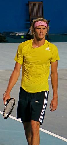 Alexander Zverev - Alexander Zverev