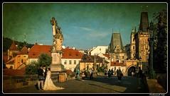 Praha - Prague_Charles Bridge_Praha 1 - Malá Strana_Czechia (ferdahejl) Tags: praha prague charlesbridge praha1malástrana czechia dslr canondslr canoneos800d