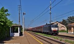 E189 936 (Mattia Deambrogio - Trains & Cars Photos) Tags: e189 936 db cargo italia schenker rail nordcargo dispolok es64f4 pontecurone