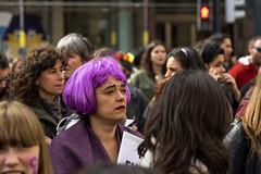 8M día Internacional de la Mujer - Bilbao (samarrakaton) Tags: samarrakaton 2019 8m díainternacionalmujer mujeres manifestación bilbao bizkaia reivindacación protesta nikon d750 70200 manifestation woman