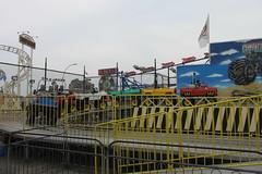 Coney Island - Big Foot (Stabbur's Master) Tags: newyork newyorkcity nyc brooklyn coneyisland lunapark bigfoot amusementpark themepark