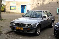 1989 BMW 318i Automaat (E30) (rvandermaar) Tags: 1989 bmw 318i automaat e30 bmwe30 3 3series 3serie 3reeks 3er bmw3 bmw318i sidecode4 xj50nl