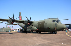 ZH887 Lockheed Hercules C.5, Royal Air Force, RAF Fairford, Gloucestershire (Kev Slade Too) Tags: zh887 lockheed hercules royalairforce raf c130 egva raffairford riat2018 gloucestershire
