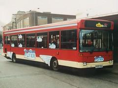 R926 RAU (nevetsyam1404) Tags: derbybusstation spondonflyer wellglade trentbarton trentbuses trent b41f plaxton slf dart dennis dennisdart dennisdartslf 926 r926rau