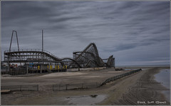 Wildwood Roller Coaster (scottnj) Tags: 365the2018edition 3652018 day365365 31dec18 wildwood nj newjersey boardwalk beach sand ocean rollercoaster scottnj scottodonnellphotography