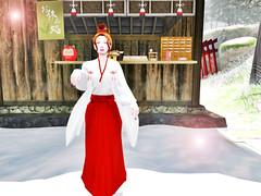 [Ay] HaoriMiko (❀✿ Kate ✿❀ !cream spaghetti hair!) Tags: fair event fashion kimono