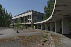 Дворец культуры Энергетик (www.vanishingnewengland.com) Tags: chernobyl pripyat ukraine cccp soviet union urbex abandoned explore adventure travel decay history nuclear