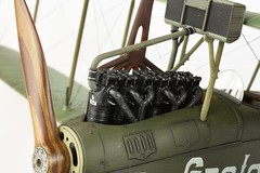 DFW C.V (Gretel Lo) (andrsd80) Tags: scalemodel 132 airplane wwi biplane wingnutwings