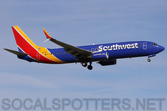 N8318F (SoCalSpotters) Tags: n8318f swa ksjc socalspotters b738 boeing737 southwestairlines sanjose
