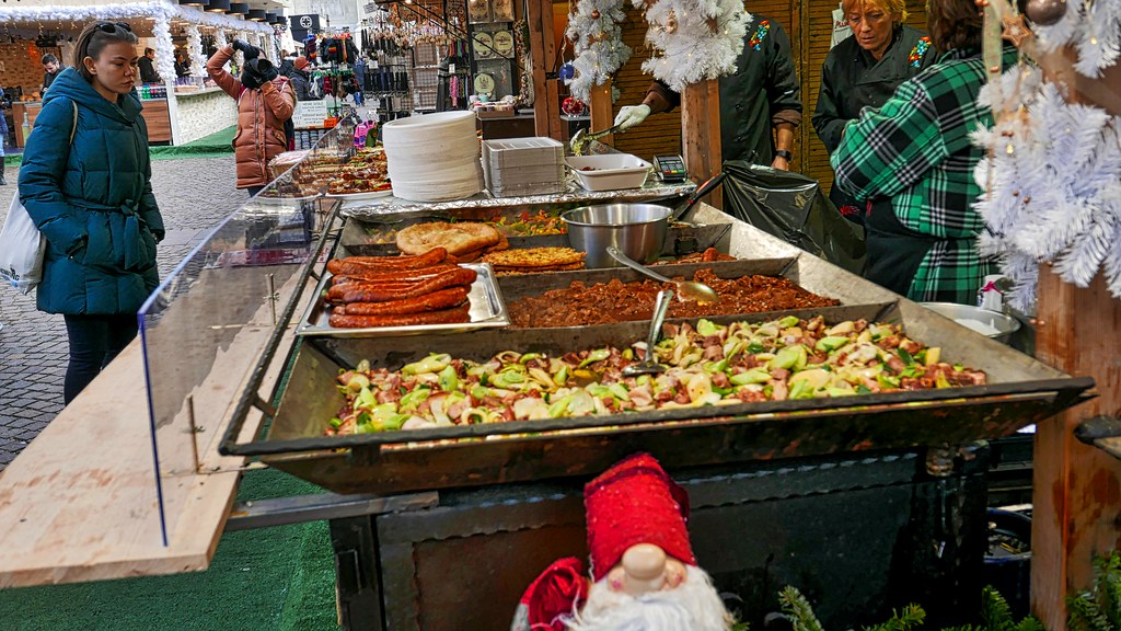 Weihnachtsmarkt Langos.The World S Most Recently Posted Photos Of Food And Langos Flickr