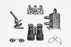 Vintage objects decoration (Free Public Domain Illustrations by rawpixel) Tags: monograph aged antique antiquity binocular binoculars cc0 classic collection creativecommons0 decor decoration drawing emblem engraving equipment equipments etching film glasses henry henryherbert herbert historical history illustration isolated lantern magic magiclantern microscope monographic name nostalgia object old projector publicdomain retro set spectacles steward style symbol tattoo technology tools vintage