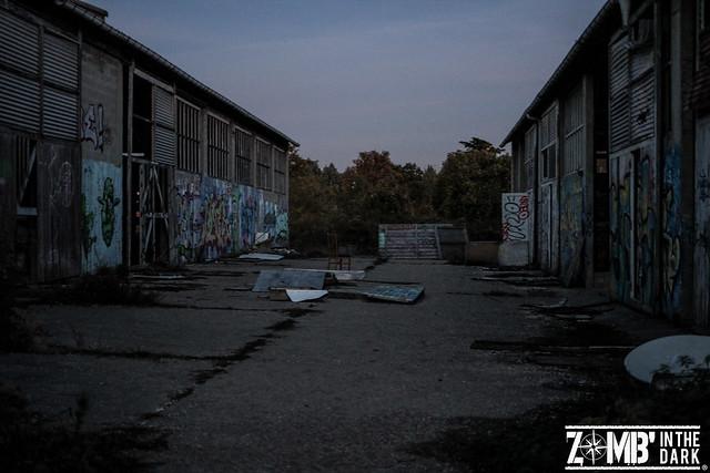 Zomb'in The Dark - Les Mureaux 2018