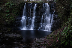 Glenariff forest. (samsmith11111@hotmail.co.uk) Tags: waterfall long exposure water cold daylight nireland glenariff forest
