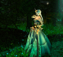 I want the fairytale irrISISTIBLE @ Swank (sitawriter) Tags: dust spring gown dress mesh women woman outfit accessories clothes template silk lace victorian romantic marquise collar necklace bangle hairs headpiece maitreya sofia belleza hourglass slink flower fantasy irrisistible