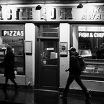 Chip Shop on a Wet Night thumbnail