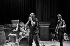 La Hess (Eusèbe Kainzow) Tags: punk hardcore noire et blanc vaise lyon france black white live concert guitare rock band groupe 50mmf18g blackandwhite noiretblanc music musique musiciens scène numérique d800