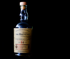 Bad Company, and I won't deny it...   #FlickrFriday (tpeters2600) Tags: flickrfriday canon eos7d lovepotion stilllife tamronaf18270mmf3563diiivcldasphericalif scotch balvenie singlemaltscotch bottle