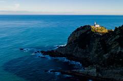 Getaria lighthouse (Mikhail Serbin) Tags: lighthouse faro farol маяк dji drone ocean basque cotedebasque mavic mavicpro aerialphotography aerial