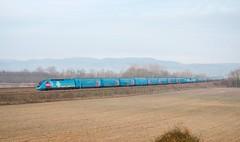 TGV DASYE Ouigo Dragon Ball Super Broly (SylvainBouard) Tags: train ouigo railway sncf dragonball