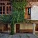 Courtyard in Salamanca