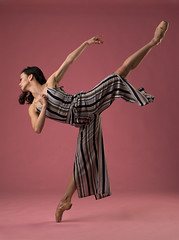 The Arabesque! (wu di 3) Tags: ballet ballerina
