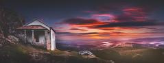 San Sebastián (Noel F.) Tags: sony a7r a7rii ii fe 24 14 gm boqueixon estrada pico sacro val ulla mencer sunrise san sebastian capela galiza galicia