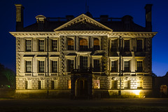 Kingston Lacy House by Night (JackPeasePhotography) Tags: kingston lacy house mansion twilight night christmas nikon d7200 dorset