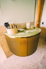 Room Desk (Leighton Wallis) Tags: sony alpha a7r mirrorless ilce7r 55mm f18 emount 1635mm f40 brisbane qld queensland australia hotel calile