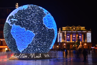 Montpellier, illuminations 2017