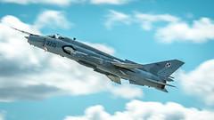 Su-22M4 (kamil_olszowy) Tags: su22m4 fitter fighter bomber polish air force siły powietrzne rp epsn 21blt 21stafb świdwin 3715 poland су22м4 сухой sukhoi ввс польши